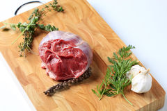 Shin beef Royalty Free Stock Photography