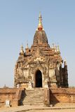 Shin Izza Gawna Temple, Bagan, Mynamar Royalty Free Stock Images