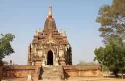 Shin Izza Gawna Temple, Bagan, Mynamar Stock Photo