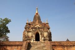 Shin Izza Gawna Temple, Bagan, Mynamar Stock Photos