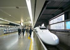 Shinagawa station Royaltyfri Foto