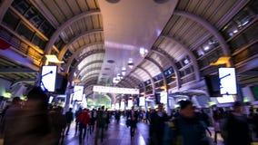 Shinagawa Station stock video