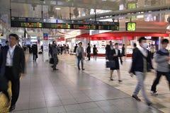 Shinagawa Station, Tokyo Stock Photos