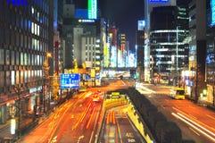 Shinbashi, Tokio, Japón Fotografía de archivo