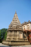 Shinde Chatri, Pune, Maharashtra, India. A nice hindu temple in Pune, India Stock Photography