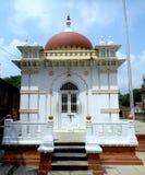 Shinde Chattri,在浦那的Samadhi 免版税库存照片