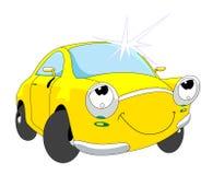shine автомобиля иллюстрация штока
