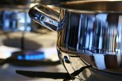 shine кухни самомоднейший Стоковые Изображения RF