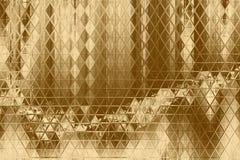 Конспект предпосылки текстуры золота геометрический shine иллюстрация штока