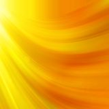 Shine - abstract background. Golden shine, yellow abstract background, illustration, design element, wallpaper Stock Photo