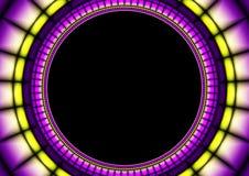 Shine circle Royalty Free Stock Images