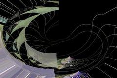 Fantasy imagination pattern brigh explosion fractal vibrant shine dynamic artistic futuristic creative , glowing futuristic. Shine dynamic artistic futuristic royalty free illustration