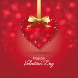 Shine Heart Stock Image