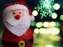 Shine on Santa Stock Photo