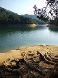 Shing Mun Reservoir stock image