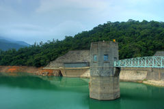 Shing Mun Reservoir Royalty Free Stock Photos