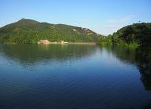 Shing Mun Reservoir Royalty Free Stock Photos