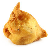 Shingara ou Samosa Foto de Stock Royalty Free