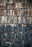 Shingle background Stock Photos