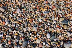 Shingle background Royalty Free Stock Photo