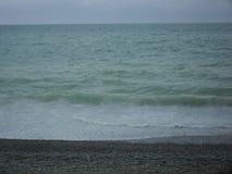 Shingle Beach Shoreline Stock Images