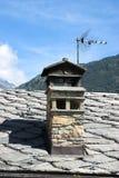 Shingle roof Royalty Free Stock Photography