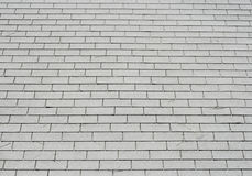 Shingle roof Stock Photo