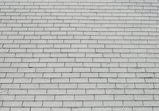 Shingle roof. Gray asphalt shingle roof background Stock Photo