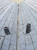 Shingle Roof valley , Roof Repair, Roofing. Roof valley , Roof Repair, Roofing Stock Images