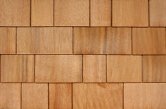 Shingle Siding Background Royalty Free Stock Photos