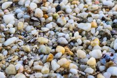 shingle stone background Royalty Free Stock Photo