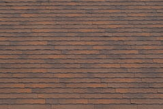 Shingle Texture Stock Photo