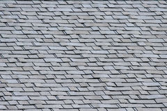 Shingled Roof Stock Photography