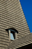 shinglefönster för 01 tak Royaltyfria Foton