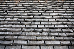 Shingles Stock Image
