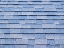 Shingles on the roof Royalty Free Stock Photo