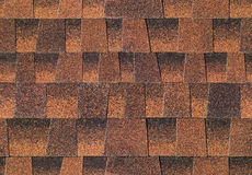 Shingles roof. Seamless pattern of shingles roof Stock Photography