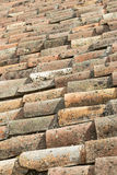Shingles roof Royalty Free Stock Photos