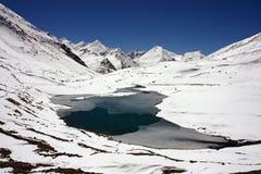 Shingo-La pas, Zanskar royalty-vrije stock afbeelding