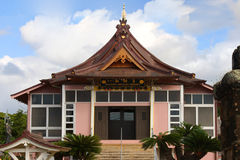 Shingon Buddhist Mission Hale'iwa, HI Royalty Free Stock Photography