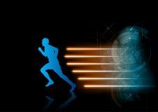Shinig fitness Stock Photo