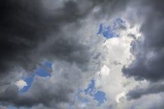 Shining Through – Clearing Skies royalty free stock image