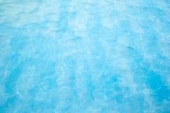 Shining blue sea ripple. Stock Photography