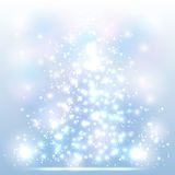 Shining Christmas background Royalty Free Stock Images