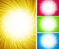 Shining color background Royalty Free Stock Photos