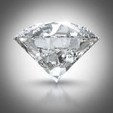 Shining diamond Stock Images