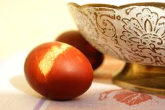 Shining Easter holiday royalty free stock photography