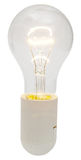 Shining electric bulb lamp Royalty Free Stock Image