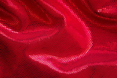 Shining Fabric Royalty Free Stock Image