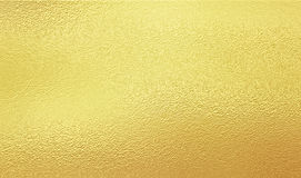 Shining gold foil Royalty Free Stock Photo
